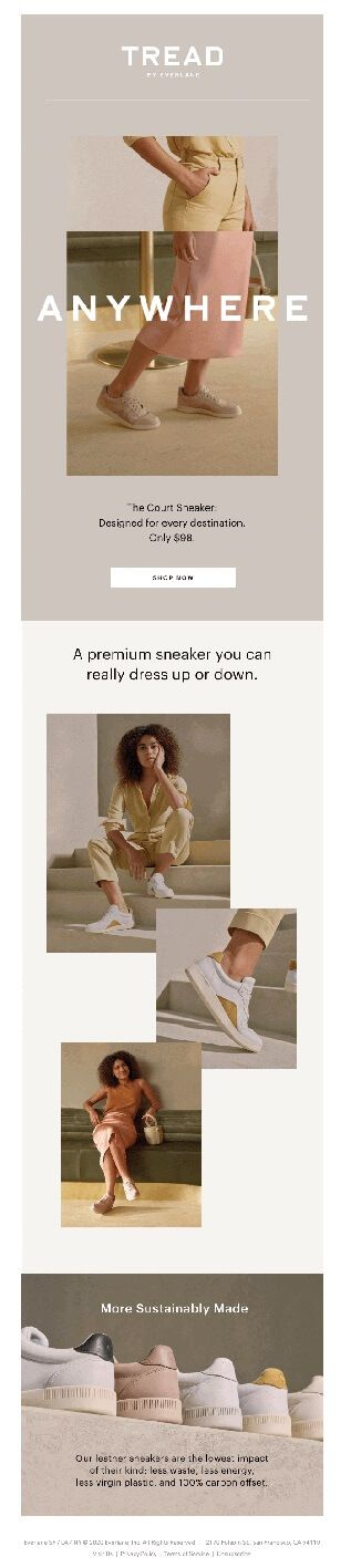 Everlane-product-launch-announcement