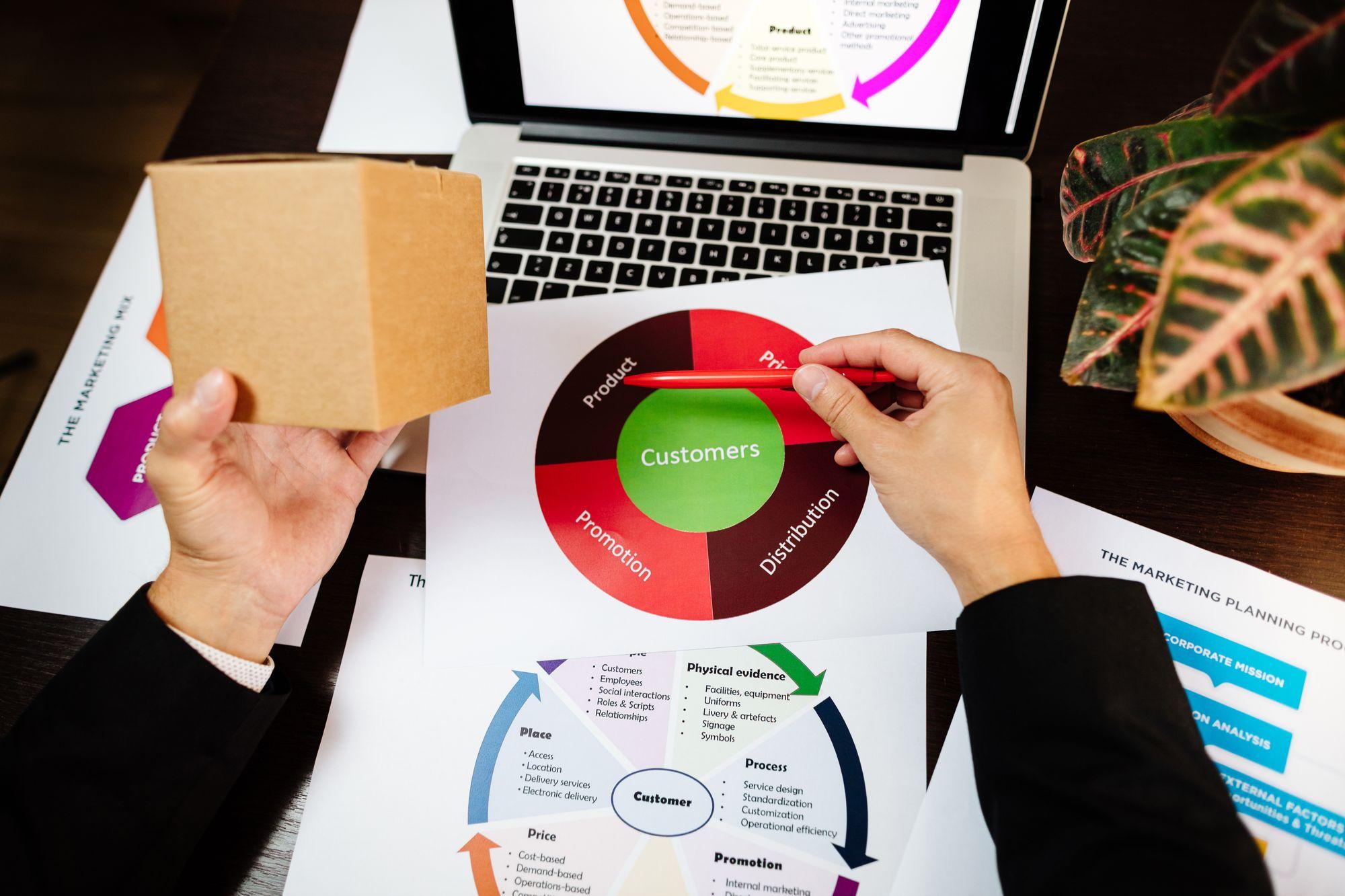 product-marketing-manager-desk