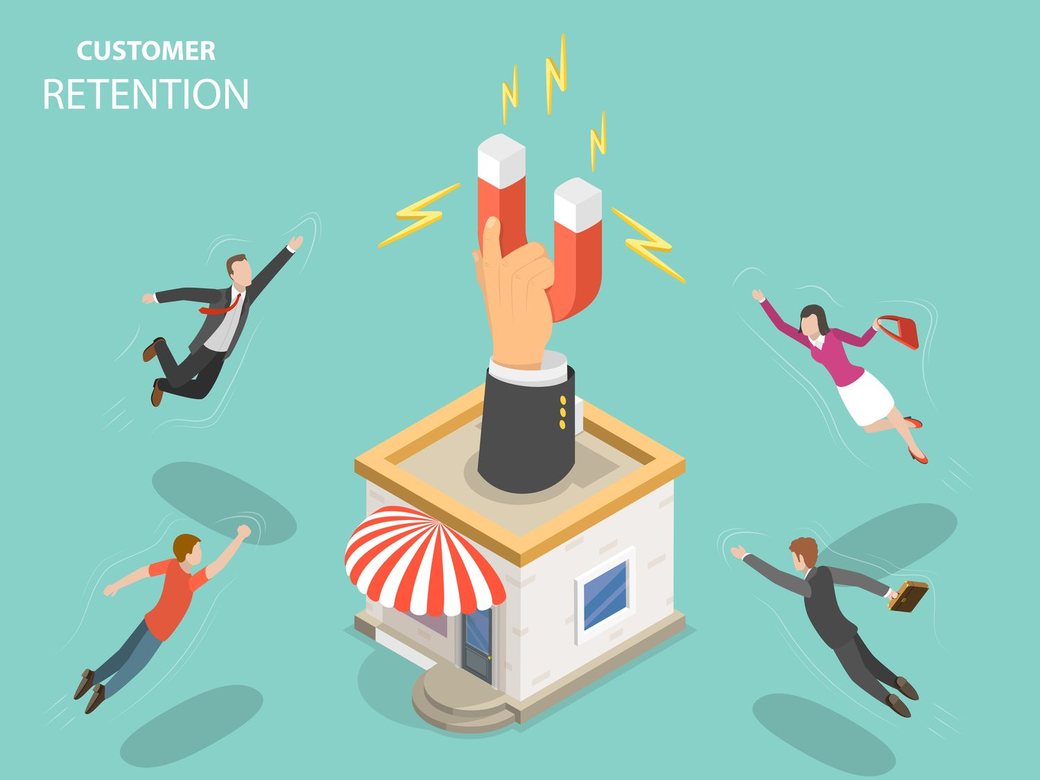 announcing product updates boosts customer retention rates