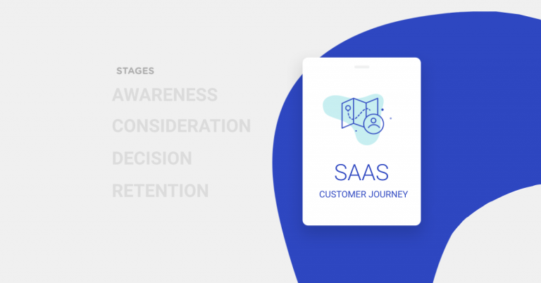 SaaS Customer Journey in 4 Actionable Stages